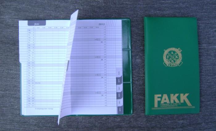 2012 Kalendere